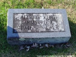 Alfred Keith Armstrong