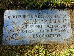 Fannie Richards