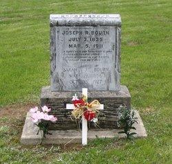 Sarah Jane <i>Parrish</i> Bourn
