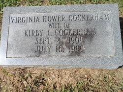 Virginia <i>Hower</i> Cockerham