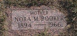 Nora Mattie <i>Van Cleave</i> Booker