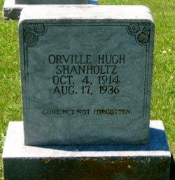 Orville Hugh Shanholtz