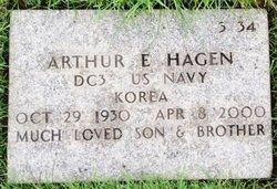 Arthur Elmer Hagen