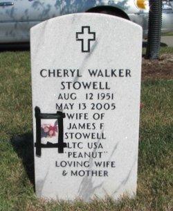 Cheryl W. <i>Walker</i> Stowell