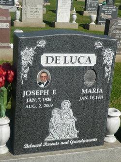 Joseph E DeLuca