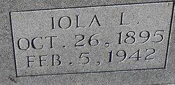 Iola M <i>Lanford</i> Leatherwood