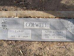 Clara Lavinia Patsy <i>Lippard</i> Colwell