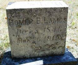 Homer Byron Lamos