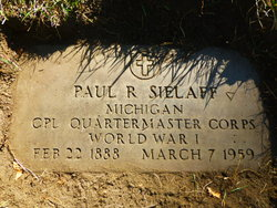 Paul Rudolph Sielaff