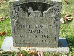 Annie Dorothy Adams