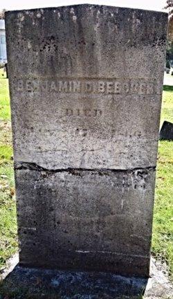 Benjamin D Beecher