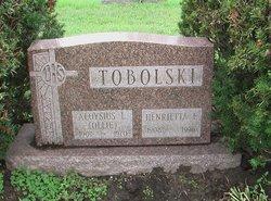 Henrietta F <i>Dietz</i> Tobolski