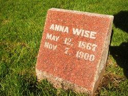 Anna <i>Ewing</i> Wise