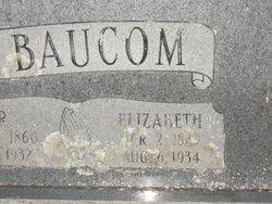 Elizabeth <i>McNeill</i> Baucom
