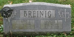 Herbert Joseph Herb Breinig