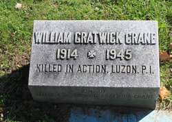 Capt William Gratwick Crane