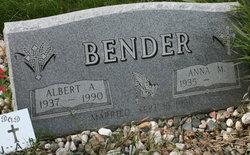 Albert A Bender
