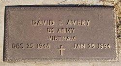 David Eugene Avery