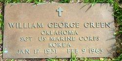 William Gladstone Green, Jr