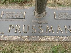 William Joseph Curly Prussman, Jr