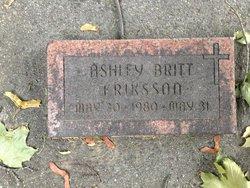 Ashley Britt Eriksson
