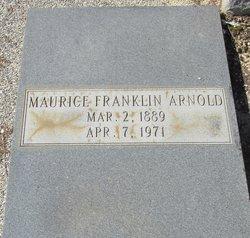 Maurice F Arnold