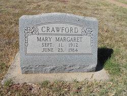 Mary Margaret Marge Crawford