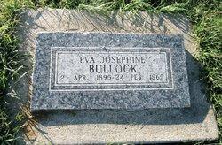 Eva Josephine <i>Scott</i> Bullock