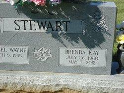 Brenda K <i>Groves</i> Stewart
