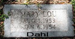 Mary Lou Dahl
