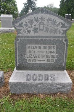 Elizabeth Rebecca <i>Stout</i> Dodds