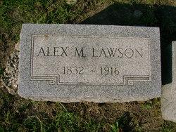 Alexander McPherson Lawson