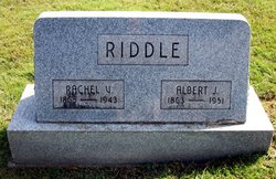 Virginia Rachel <i>Barr</i> Riddle