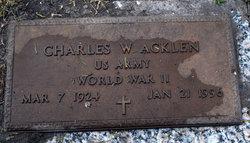 Charles William Acklen