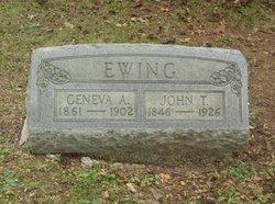 Geneva A. <i>Gaskill</i> Ewing