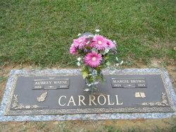 Margie <i>Brown</i> Carroll