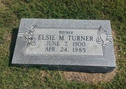 Elsie Maud Maudie <i>Barnard</i> Turner