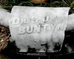 Dr Geraldus Oscar Buntyn