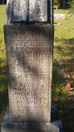 Carl Ernest Baggett