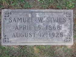 Samuel Warden Sivils