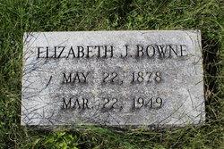 Elizabeth <i>Jarboe</i> Bowne