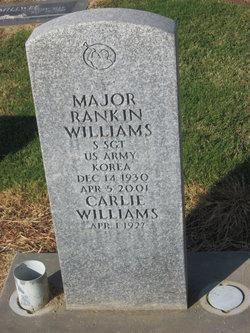 Major Rankin Williams