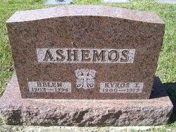 Helen <i>Marshall</i> Ashemos
