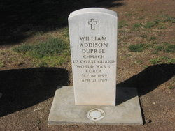 William Addison Dupree