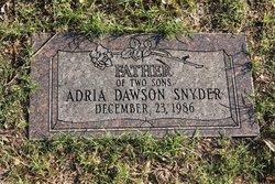 Adria Dawson Snyder