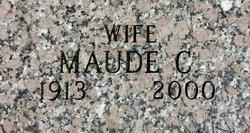 Maude C Kolbenschlag