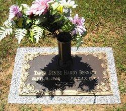 Tanya Denise <i>Hardy</i> Bennett