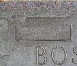Ginevra J. Boswell