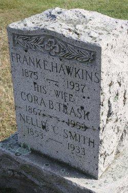 Cora Belle <i>Trask</i> Hawkins