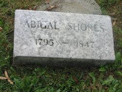 Abigail <i>Shores</i> Graham